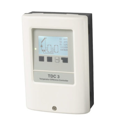 Solar Termal Controler - Tiger foam