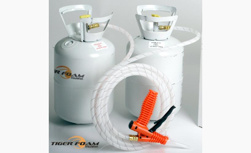 Fast Rise 200 Spray Foam Kit Tiger Foam