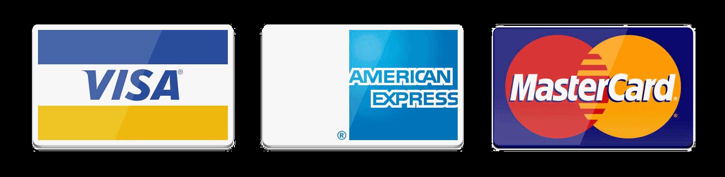 visa american express mastercard
